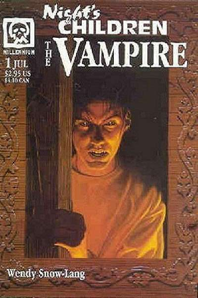 Night's Children: The Vampire comic books