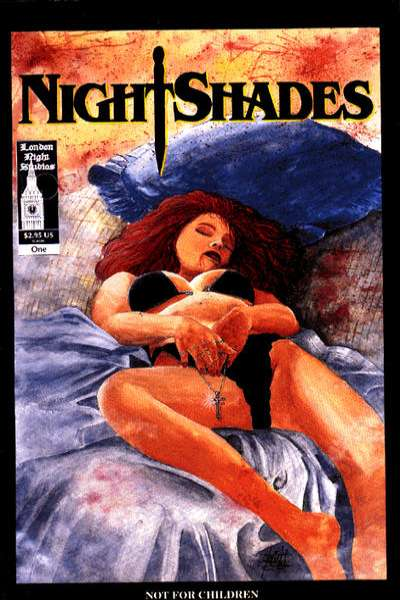 Nightshades comic books