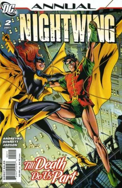 Nightwing #2 comic books - cover scans photos Nightwing #2 comic books - covers, picture gallery