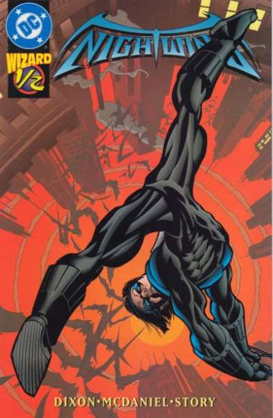 Nightwing #0 comic books - cover scans photos Nightwing #0 comic books - covers, picture gallery