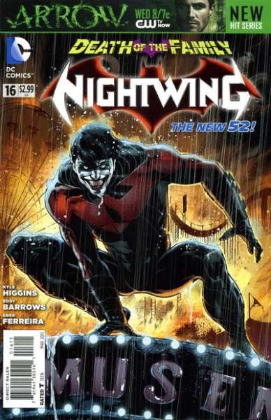 Nightwing #16 comic books for sale