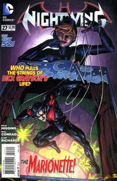 Nightwing #27 Comic Books - Covers, Scans, Photos  in Nightwing Comic Books - Covers, Scans, Gallery