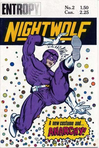 Nightwolf #2 cheap bargain discounted comic books Nightwolf #2 comic books