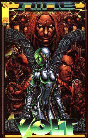 Nine Volt #3 comic books for sale