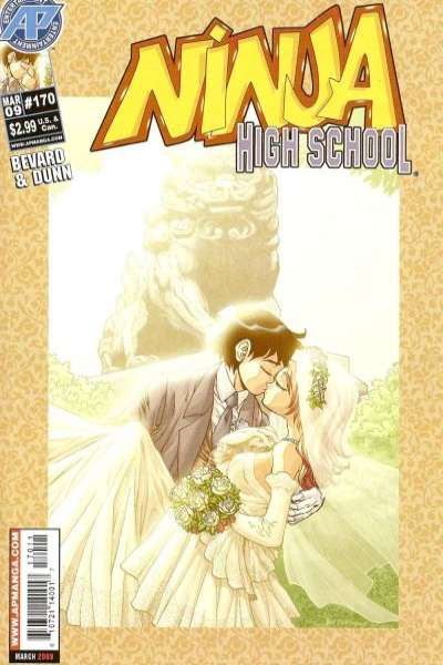 Ninja High School #170 Comic Books - Covers, Scans, Photos  in Ninja High School Comic Books - Covers, Scans, Gallery