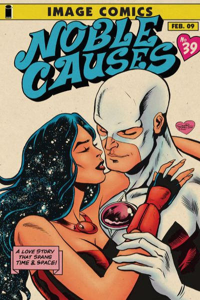 Noble Causes #39 cheap bargain discounted comic books Noble Causes #39 comic books