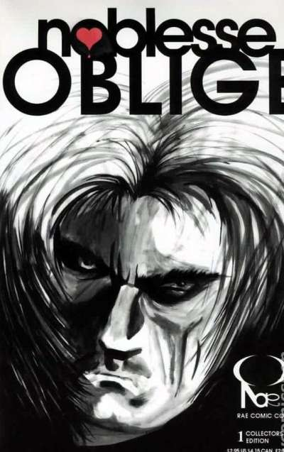 Noblesse Oblige comic books