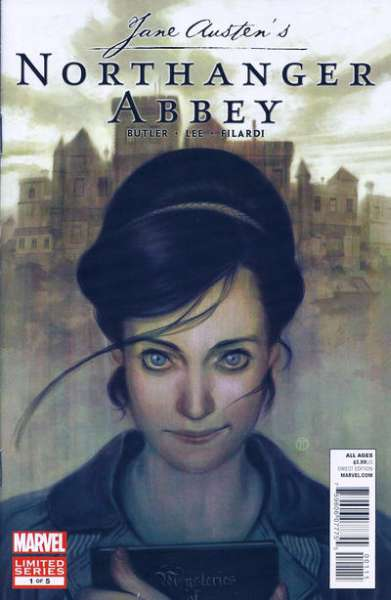 Northanger Abbey comic books