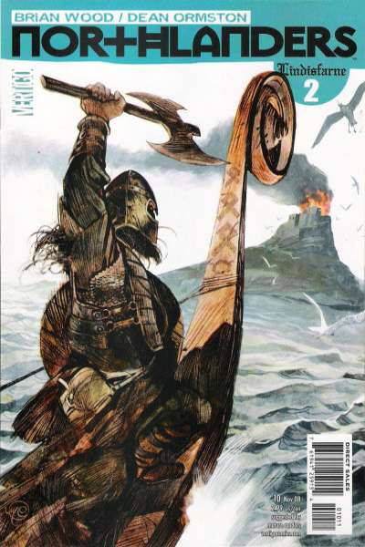Northlanders #10 Comic Books - Covers, Scans, Photos  in Northlanders Comic Books - Covers, Scans, Gallery