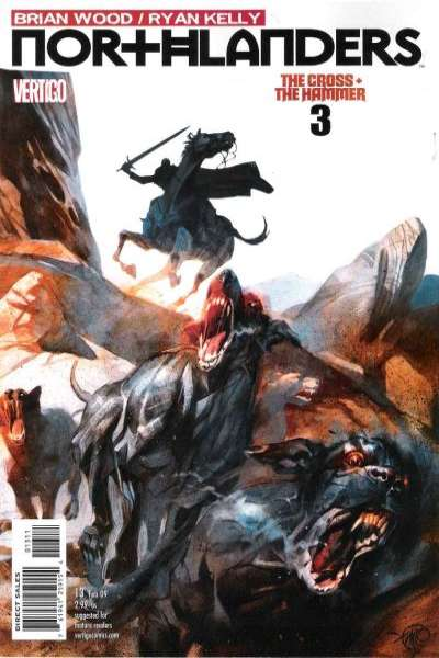Northlanders #13 comic books for sale