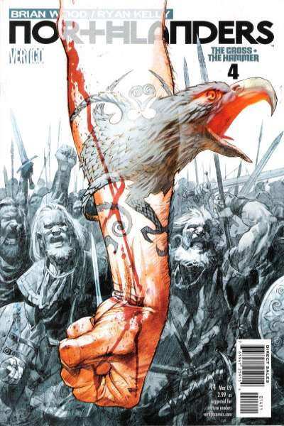 Northlanders #14 comic books - cover scans photos Northlanders #14 comic books - covers, picture gallery
