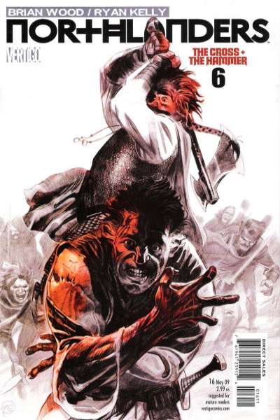 Northlanders #16 comic books for sale