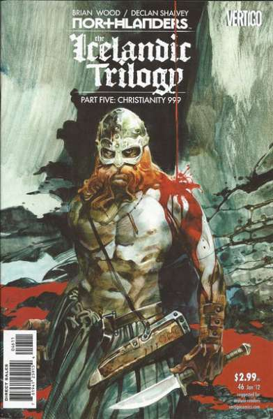 Northlanders #46 comic books for sale
