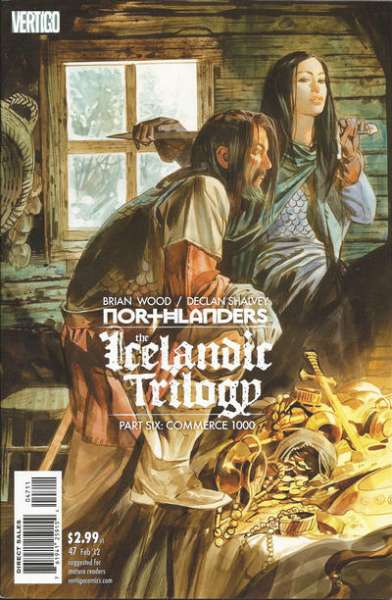 Northlanders #47 comic books for sale