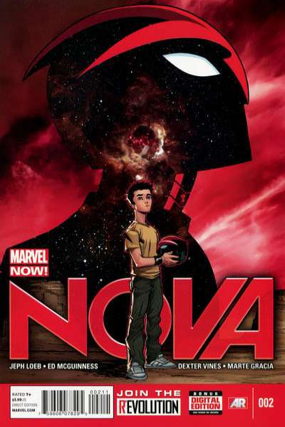 Nova #2 comic books for sale