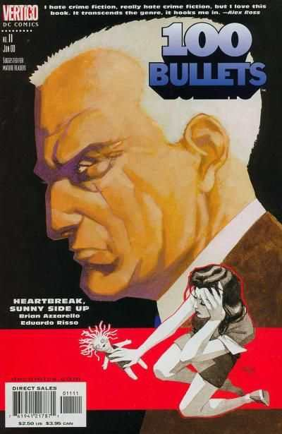 100 Bullets #11 Comic Books - Covers, Scans, Photos  in 100 Bullets Comic Books - Covers, Scans, Gallery