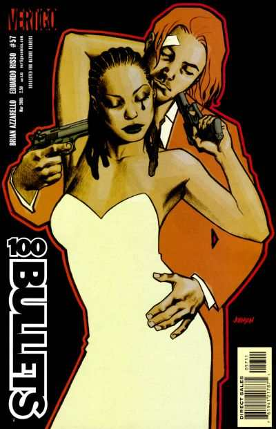 100 Bullets #57 comic books - cover scans photos 100 Bullets #57 comic books - covers, picture gallery