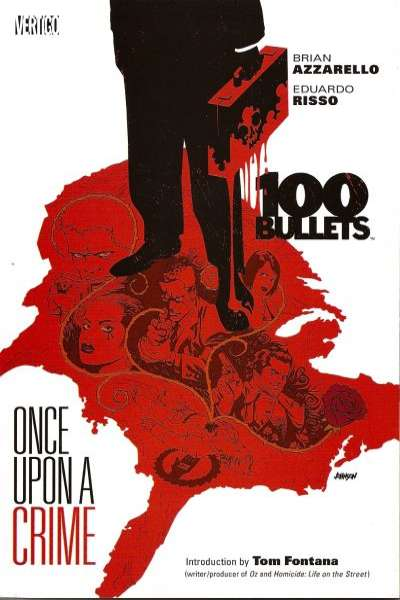 100 Bullets #11 comic books for sale