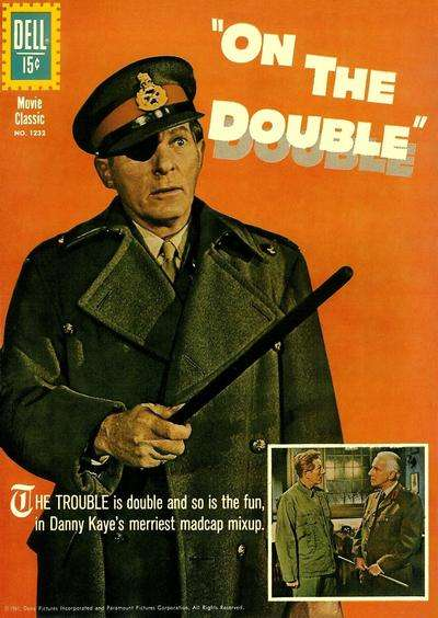 On the Double #1 comic books - cover scans photos On the Double #1 comic books - covers, picture gallery