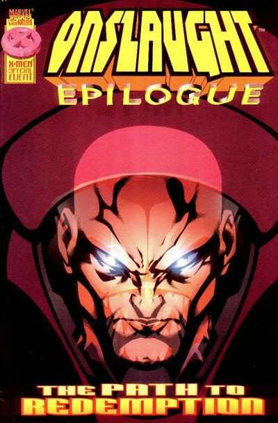 Onslaught: Epilogue #1 comic books - cover scans photos Onslaught: Epilogue #1 comic books - covers, picture gallery