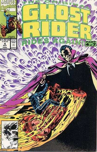 Original Ghost Rider Rides Again #4 comic books - cover scans photos Original Ghost Rider Rides Again #4 comic books - covers, picture gallery