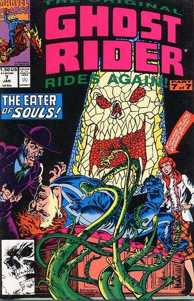 Original Ghost Rider Rides Again #7 comic books - cover scans photos Original Ghost Rider Rides Again #7 comic books - covers, picture gallery