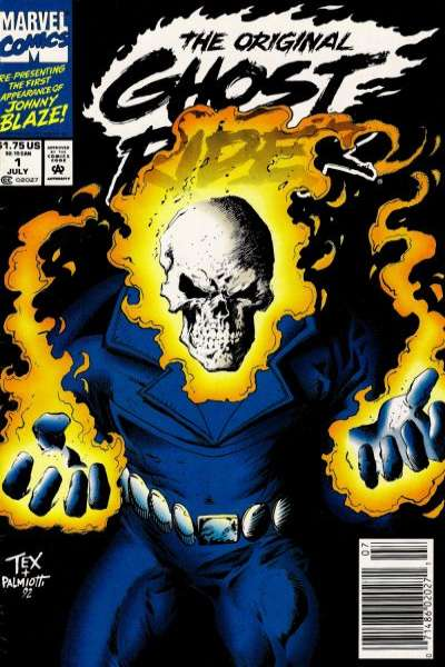 Original Ghost Rider comic books