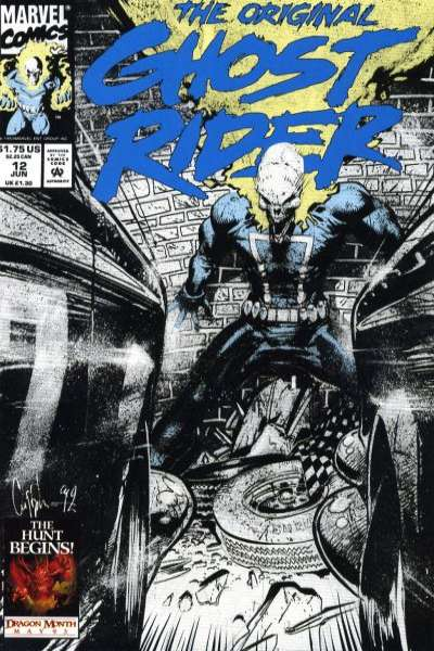 Original Ghost Rider #12 Comic Books - Covers, Scans, Photos  in Original Ghost Rider Comic Books - Covers, Scans, Gallery
