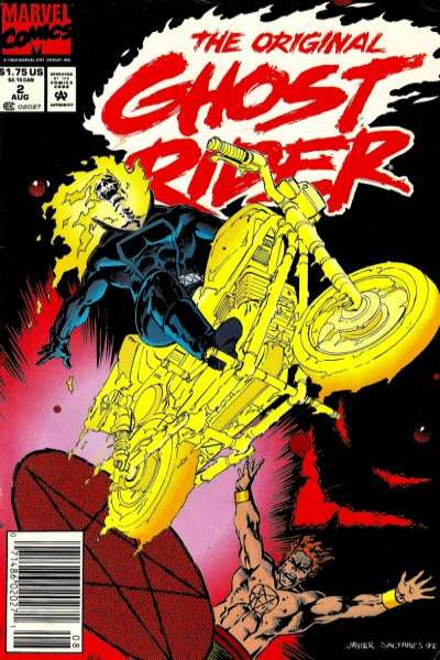 Original Ghost Rider #2 comic books for sale