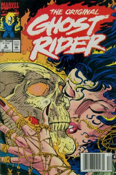 Original Ghost Rider #6 Comic Books - Covers, Scans, Photos  in Original Ghost Rider Comic Books - Covers, Scans, Gallery