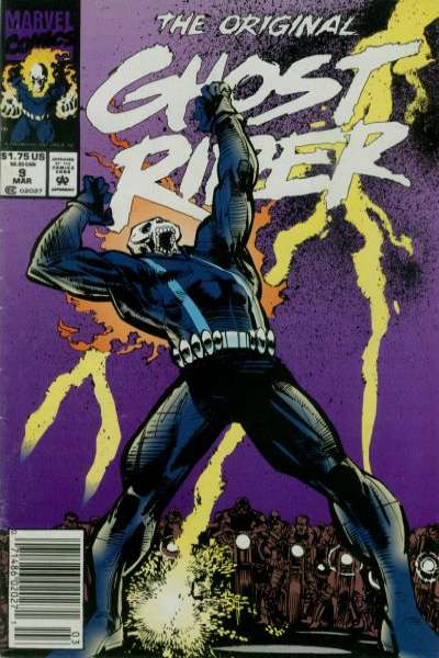Original Ghost Rider #9 Comic Books - Covers, Scans, Photos  in Original Ghost Rider Comic Books - Covers, Scans, Gallery