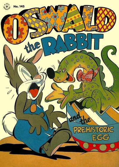 Oswald the Rabbit #5 comic books for sale