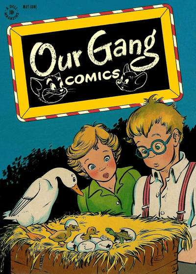 Our Gang Comics #23 Comic Books - Covers, Scans, Photos  in Our Gang Comics Comic Books - Covers, Scans, Gallery