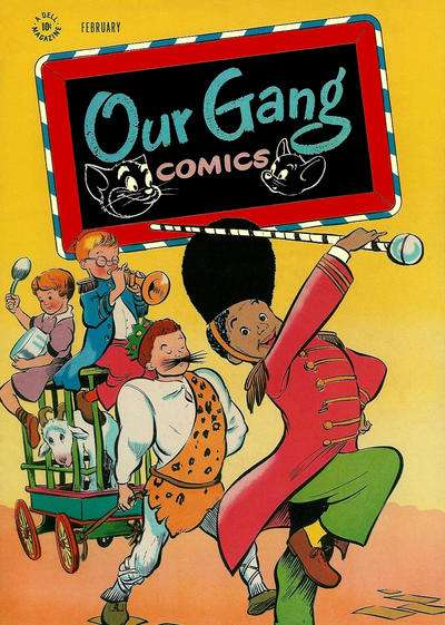 Our Gang Comics #31 comic books for sale