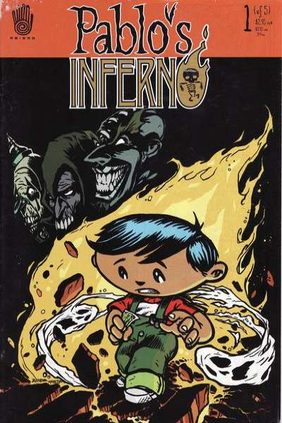 Pablo's Inferno comic books