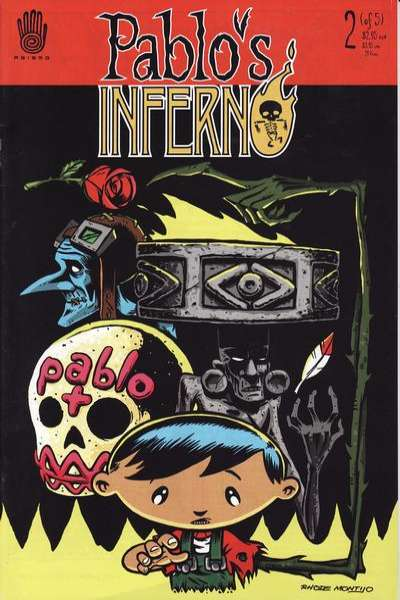 Pablo's Inferno #2 Comic Books - Covers, Scans, Photos  in Pablo's Inferno Comic Books - Covers, Scans, Gallery