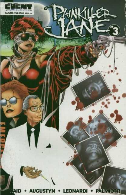 Painkiller Jane #3 Comic Books - Covers, Scans, Photos  in Painkiller Jane Comic Books - Covers, Scans, Gallery