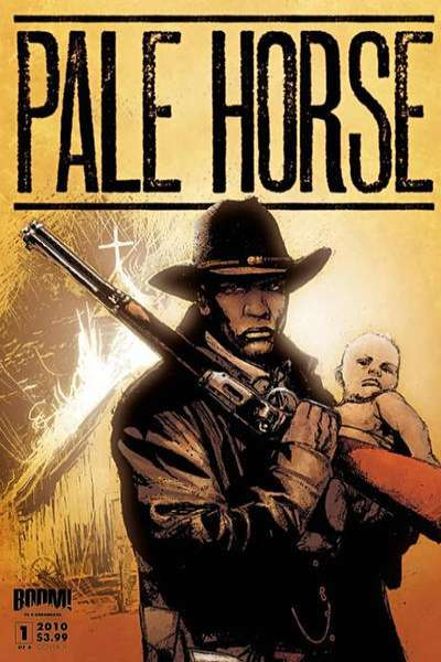 Pale Horse comic books