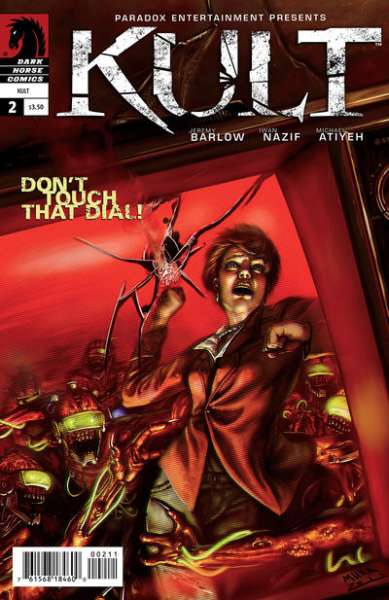 Paradox Entertainment Presents Kult #2 comic books for sale