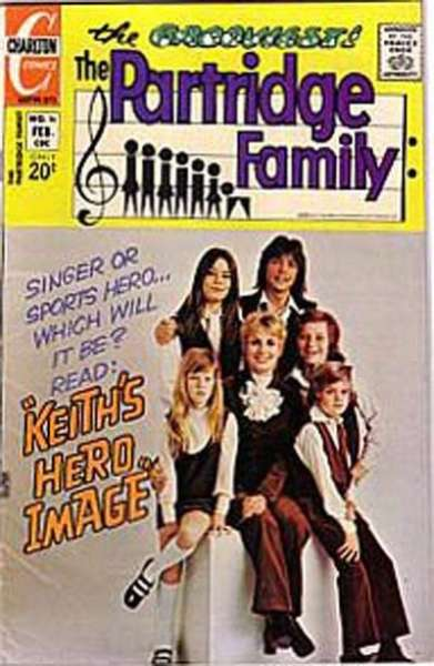 Partridge Family #16 Comic Books - Covers, Scans, Photos  in Partridge Family Comic Books - Covers, Scans, Gallery