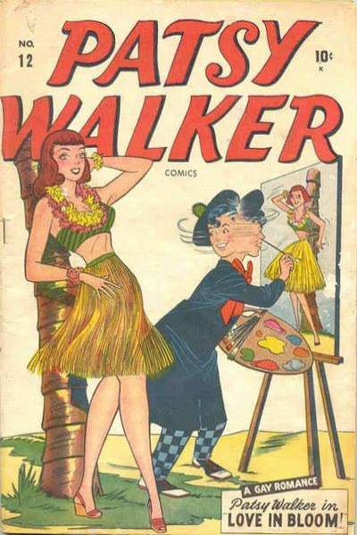 Patsy Walker #12 Comic Books - Covers, Scans, Photos  in Patsy Walker Comic Books - Covers, Scans, Gallery