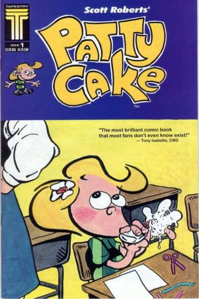 Patty Cake #1 Comic Books - Covers, Scans, Photos  in Patty Cake Comic Books - Covers, Scans, Gallery