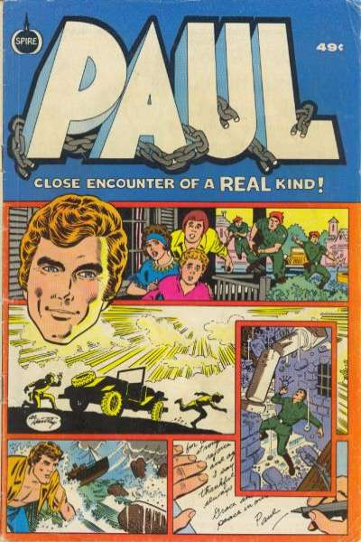 Paul #1 comic books - cover scans photos Paul #1 comic books - covers, picture gallery