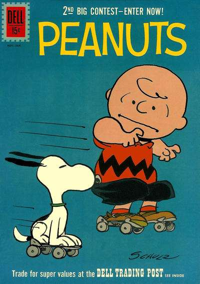 Peanuts #11 comic books for sale