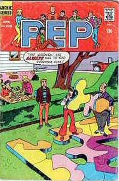 Pep Comics #228 comic books for sale