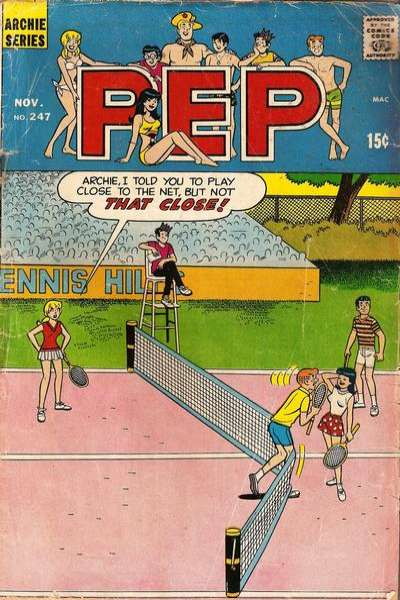 Pep Comics #247 Comic Books - Covers, Scans, Photos  in Pep Comics Comic Books - Covers, Scans, Gallery