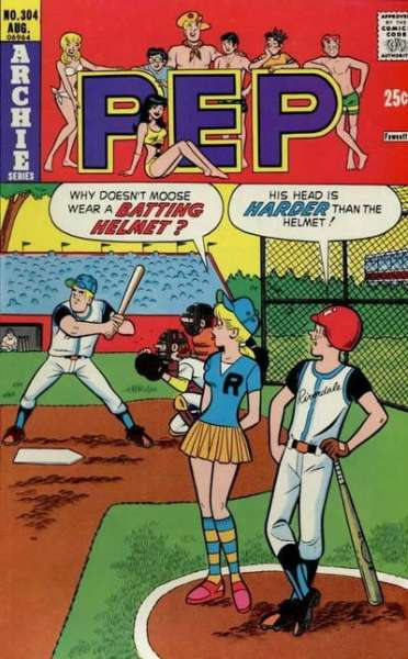 Pep Comics #304 Comic Books - Covers, Scans, Photos  in Pep Comics Comic Books - Covers, Scans, Gallery