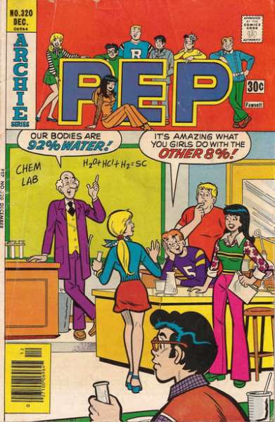 Pep Comics #320 Comic Books - Covers, Scans, Photos  in Pep Comics Comic Books - Covers, Scans, Gallery