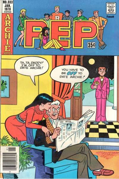 Pep Comics #333 comic books for sale