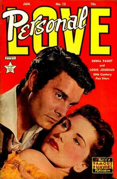 Personal Love #13 Comic Books - Covers, Scans, Photos  in Personal Love Comic Books - Covers, Scans, Gallery